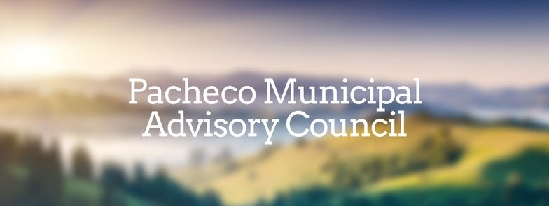 Pacheco Municipal Advisory Council