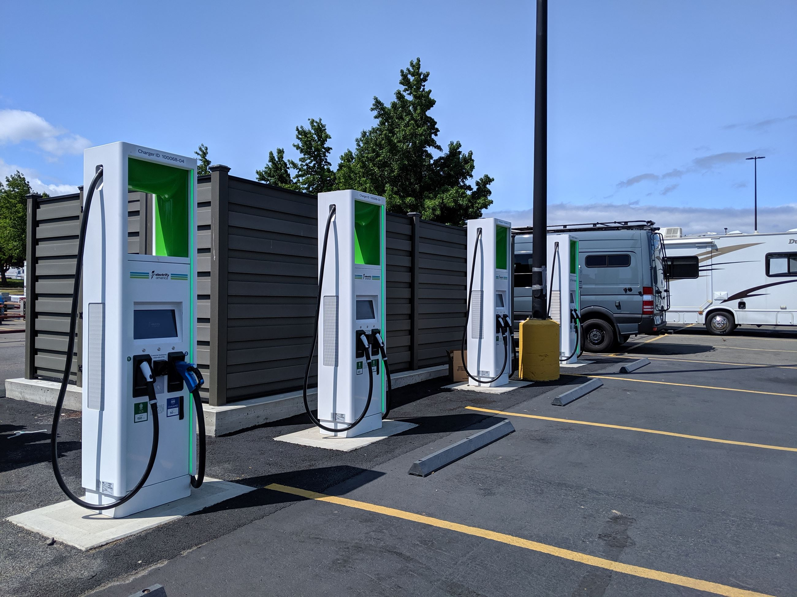 Image of Electric Charging Station
