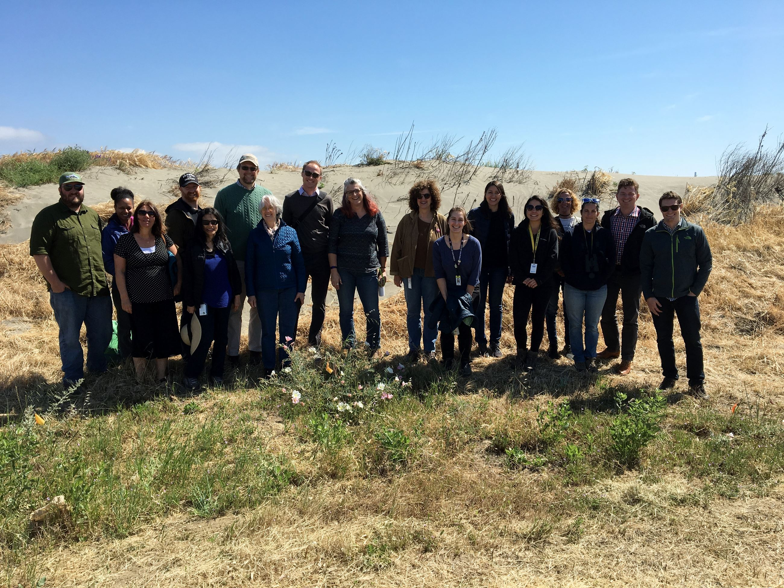 Sustainability Exchange Tour of Antioch Dunes